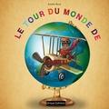 Le tour du monde - Livre d'Enfant Personnalisé